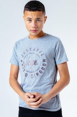 Hype - Дитяча футболка OIL COG