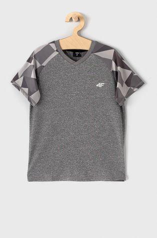 4F - T-shirt dziecięcy 122-164 cm