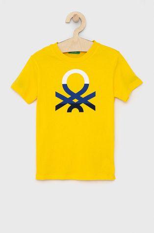 United Colors of Benetton - Dětské bavlněné tričko