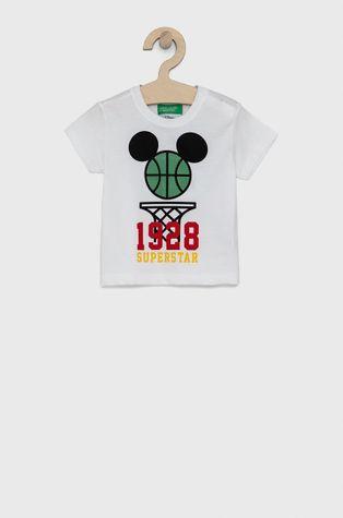 United Colors of Benetton - Детска памучна тениска 62-104 cm