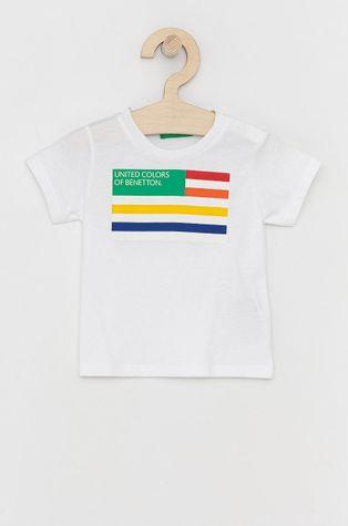 United Colors of Benetton - Tricou de bumbac pentru copii