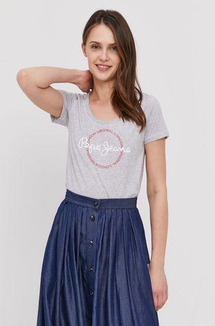 Pepe Jeans - Tričko Blanche