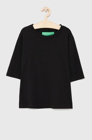 United Colors of Benetton - Хлопковая футболка