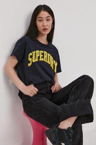 Superdry - T-shirt bawełniany