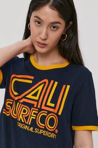 Superdry - Bavlněné tričko