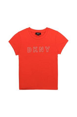 Dkny - T-shirt dziecięcy 114-150 cm