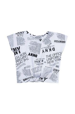Dkny - T-shirt dziecięcy
