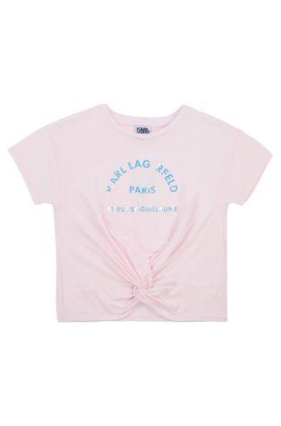Karl Lagerfeld - Dětské tričko