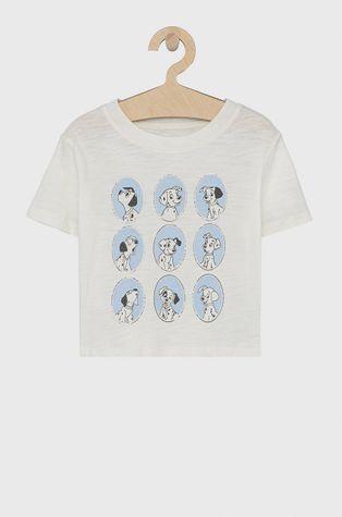 GAP - T-shirt bawełniany dziecięcy x Disney