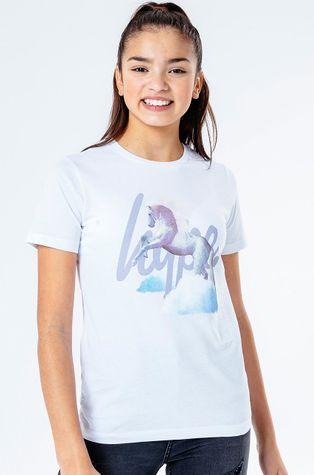 Hype - T-shirt dziecięcy UNICORN SCRIPT