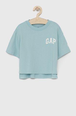 GAP - Dětské bavlněné tričko 683660.GIRLS.KNITS.SWEA