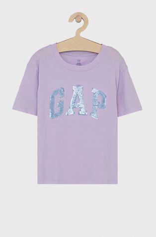 GAP - T-shirt bawełniany dziecięcy