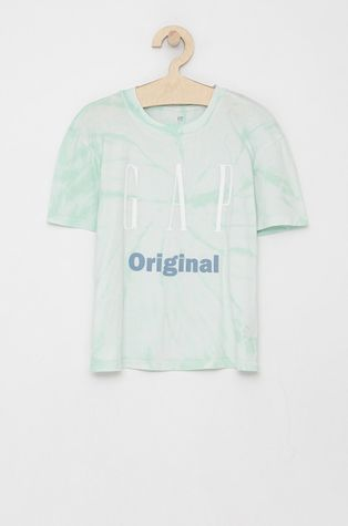 GAP - Dětské bavlněné tričko