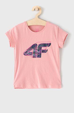 4F - T-shirt dziecięcy 128-164 cm