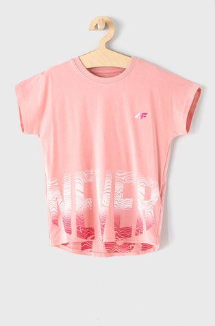 4F - T-shirt dziecięcy 134-164 cm
