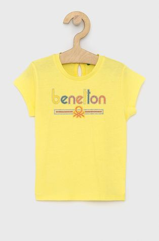 United Colors of Benetton - Gyerek pamut póló