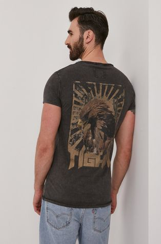 Tigha - Tricou Vintage Eagle