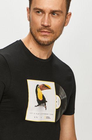 Armani Exchange - T-shirt x National Geographic
