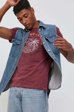 Mustang - Бавовняна футболка