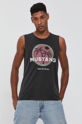 Mustang - Bavlnené tričko