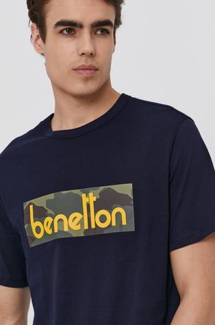 United Colors of Benetton - Bavlnené tričko