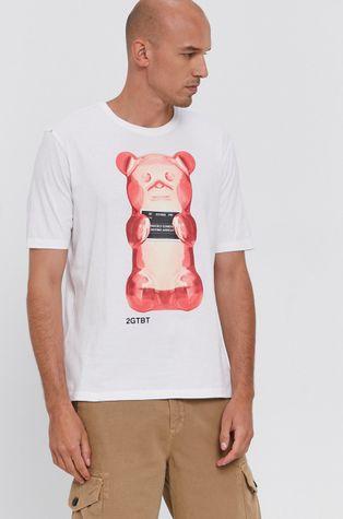 Sisley - Bavlněné tričko