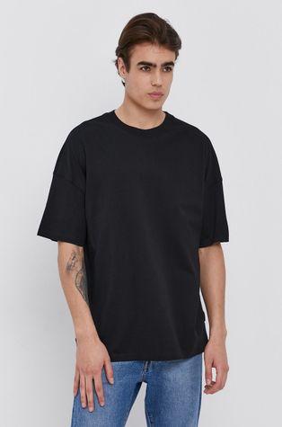 Sisley - T-shirt bawełniany