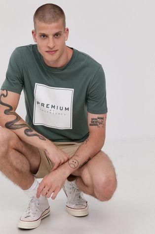 Premium by Jack&Jones - Bavlnené tričko