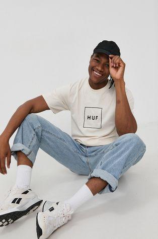 HUF - Bavlnené tričko