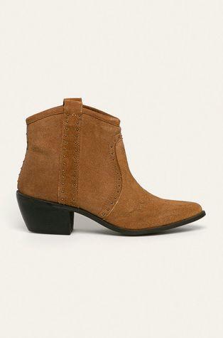 Answear - Magasszárú cipő