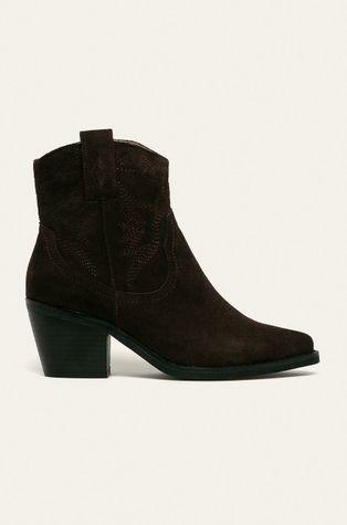 Answear - Westernové kožené boty