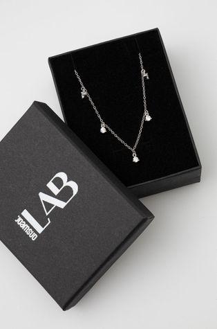 Answear Lab - Naszyjnik srebrny