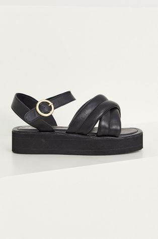 Answear Lab - Kožené sandále