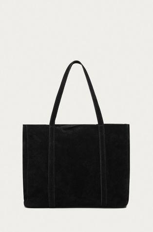 Answear Lab - Semišová kabelka