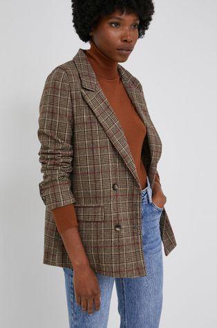 Answear Lab - Пиджак с примесью шерсти