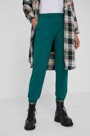 Answear Lab - Spodnie bawełniane