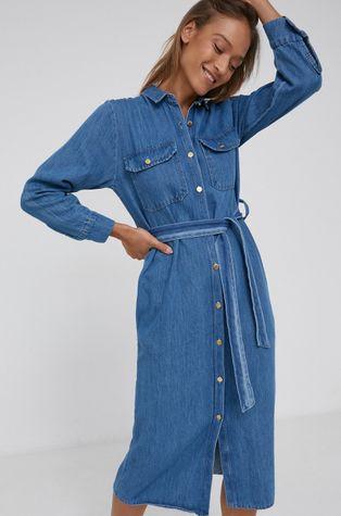 Answear Lab - Džínové šaty
