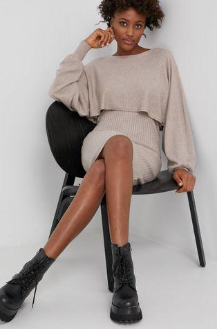 Answear Lab - Рокля и пуловер