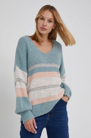 Answear Lab - Sweter z wełną