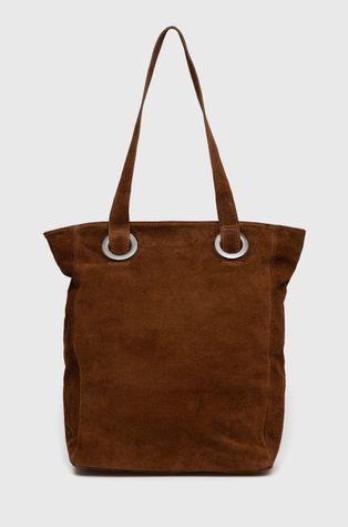 Answear Lab - Велурена чанта