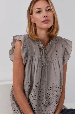 Answear Lab - Бавовняна блузка