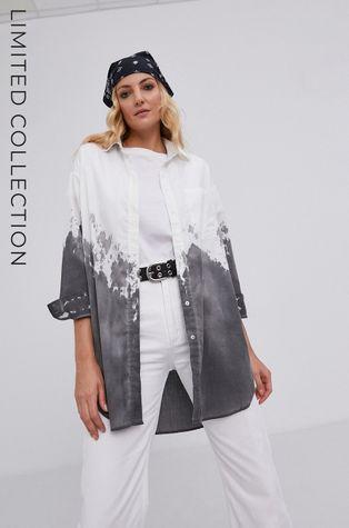 answear.LAB X Limitovaná kolekce GIRL POWER - Košile, model HAND DYED