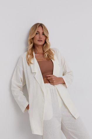 Answear Lab - Plátěná bunda Pure Linen