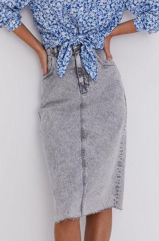 Answear Lab - Džínová sukně