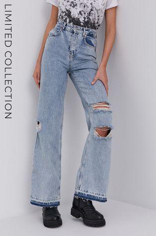 Jeans answear.LAB x colectia limitata GIRL POWER
