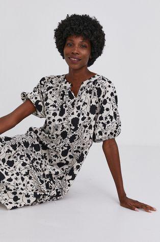 Answear Lab - Sukienka bawełniana