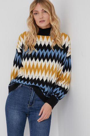 Answear Lab - Sweter z domieszką wełny