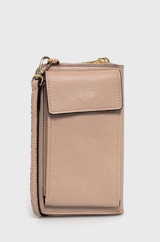 Answear Lab - Кожена чанта през рамо