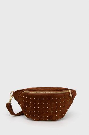 Answear Lab - Замшевая сумка на пояс