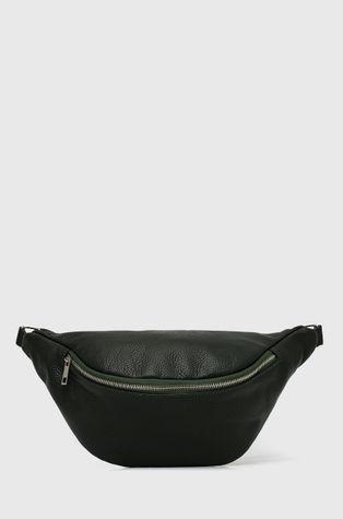 Answear Lab - Кожаная сумка на пояс